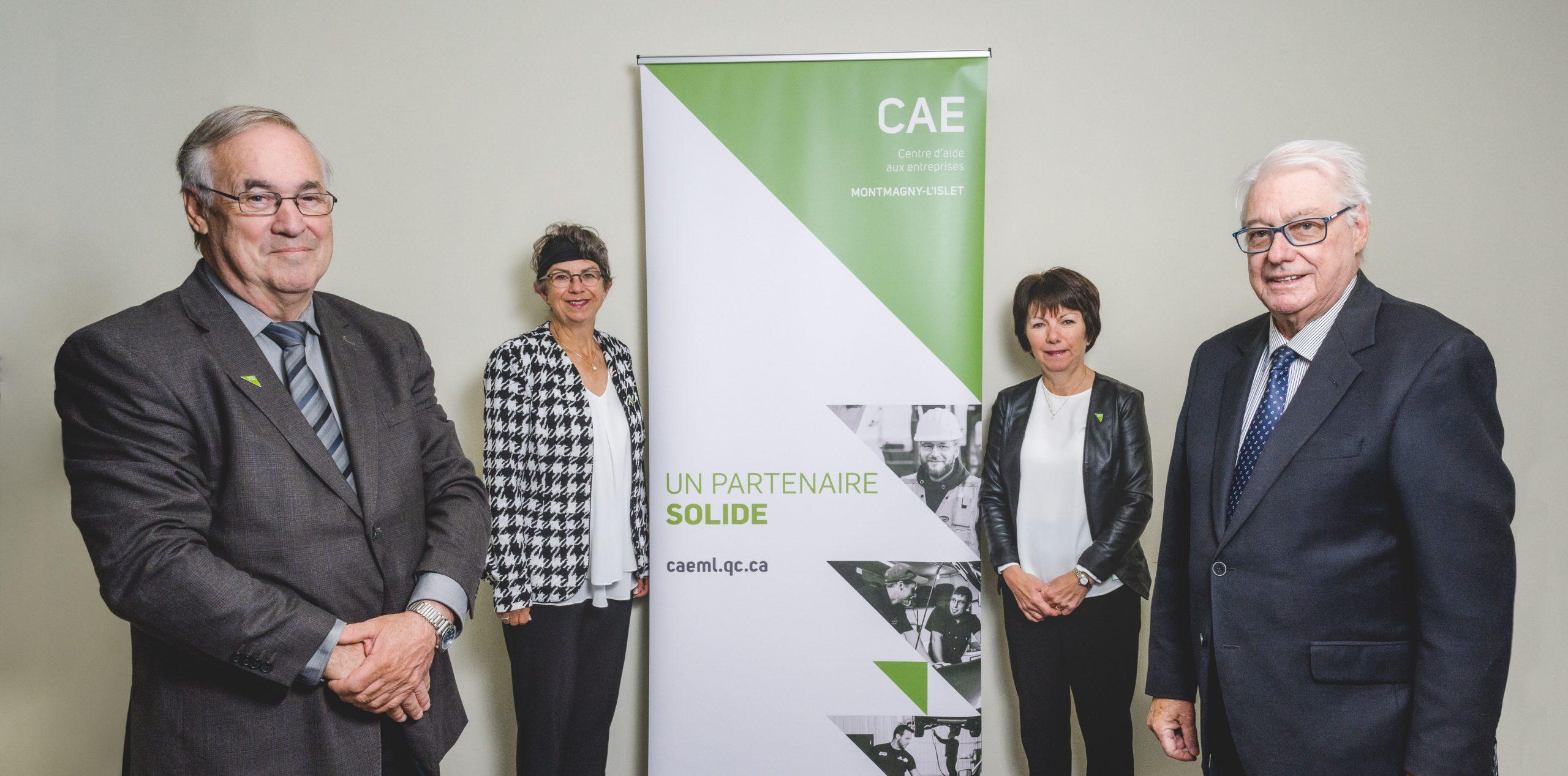 Année historique au CAE Montmagny-L'Islet