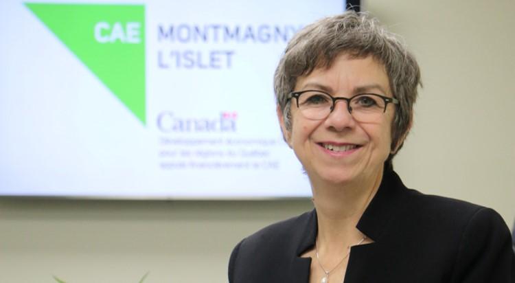 Mireille Thibault nouvelle directrice générale du CAE